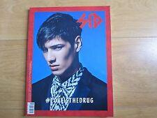 SID / HAYS Magazine Issue 6 / 5 Aaron Gatward Iain De Caestecker Jim Sturgess