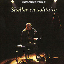 En Solitaire; William Sheller 1997 CD, French Chanson, Classical, Piano, Philips