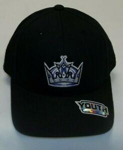 NHL Los Angeles Kings Adjustable Hat By Reebok - Youth 4 - 7 years - New