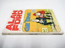 ALAN FORD ORIGINALE # 17 CON ADESIVI MAGNUS CORNO 1970 PRIMA EDIZIONE GADGET !!
