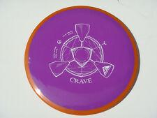 Disc Golf Axiom Neutron Crave Stable Fairway Driver 169g Purple wRed Rim