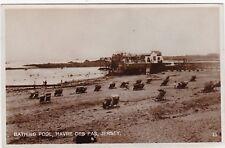 Bathing Pool, Havre Des Pas, JERSEY, Channel Islands RP
