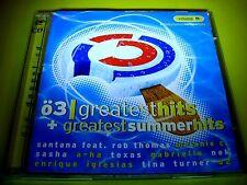 Ö3 GREATEST HITS 11 + GREATEST SUMMER HITS 2 CD'S -  U2 TEXAS && Shop 111austria