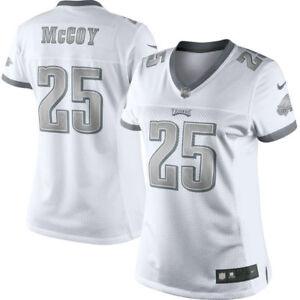 LeSean McCoy Eagles Nike Women's Platinum Jersey. New. Retail $155. Free S&H