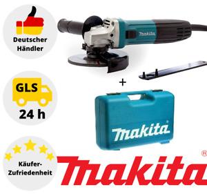 Makita Winkelschleifer 720W 125mm GA5030R Trennschleifer mit Zubehör + Koffer