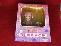 USED Nendoroid Puella Magi Madoka Magica Kaname Madoka Figure Good Smile Company