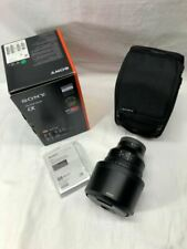 Sony FE 135mm f/1.8 GM Telephoto Lens