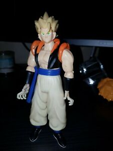 Figurine vintage articulée Dragon Ball Z AB Toys Gogeta
