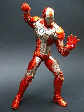 "IRON MAN 2_IRON MAN Mark V 6 "" figure_Exclusive Limited Edition_Movie Series_MIP"
