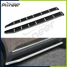 Stainless Steel Running Boards Side Step Nerf Bars Fit for BMW X3 G01 2018 2019