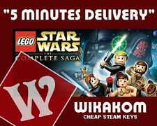 LEGO Star Wars The Complete Saga Steam Keys Fast Delivery