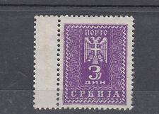Serbien, Nr. 17 L, ungebraucht