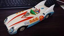 Mach gogogo Speed racer Retro Tinplat Figure Super RARE Statue tatsunoko manga