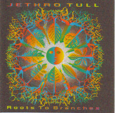 CD-JETHRO TULL /Roots to Branches 1995 /11 Songs