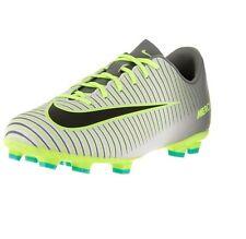 Nike Kids Jr Mercurial Vapor XI FG Soccer Cleat,Size: 3Y    (C45-NS)