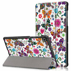 Smart Case Leather Stand Cover For Lenovo Tab M10 HD 2nd TB-X306F/TB-X306X 10.1
