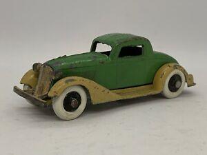 Tootsietoy Graham Bild-a-Car Four Wheel Coupe