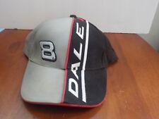 NWOT NASCAR Dale Earnhardt Jr, Adjustable Hat Racing Black & Gray