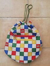 LEGO Sacca Borsa Porta-Lego Vintage anni 80