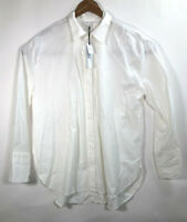NWT Prologue Wrinkle free Women's Size 2XL Long Sleeve Shirt Fresh White