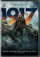1917 (DVD, 2020) George MacKay Brand New & Sealed  Fast Free Shipping
