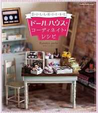 Dollhouse Coordinate Recipe by Rosalyn Perle - Japanese Craft Book