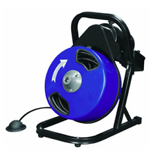 HOC 50 FOOT DRAIN CLEANER 50 FT DRAIN CLEANER + 30 DAY WARRANTY