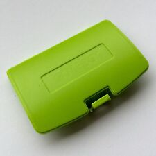 ✨New Game Boy Color Lime Green Replacement Battery Cover, With Logo! GBC UK✨