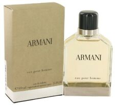Giorgio Armani Pour Homme For Men Cologne 3.4 oz ~ 100 ml EDT Spray