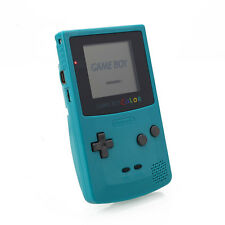 Game Boy Color Clear Green Handheld System Consoles For Fun Kids Children