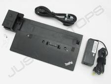 IBM Lenovo ThinkPad T540p T550 Réplicateur de port de station d'accueil avec clés + 65 W PSU