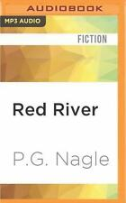 Far Western Civil War: Red River by P. G. Nagle (2016, MP3 CD, Unabridged)