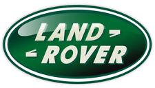 "Land Rover green sticker decal 6"" x 3"""