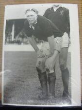 "circa 1980s Rugby Union Press Photo: London Scottish - Budge, K (6"" x 8"" Black &"