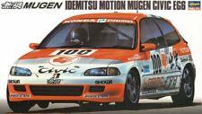 Hasegawa 20286 1/24 Model Kit Idemitsu Motion Mugen Honda Civic VTi EG6 JTCC'92