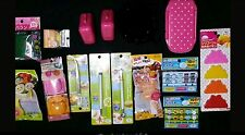 Japan Bento Box Lunch Set with accessory punch tool silicone cups rice mold