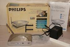 PHILIPS vero Turbo 11 G 54 Mbps 10/100 Router SNB6500 Wireless G