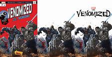 Venomized 1 SKAN Incredible Hulk 181 Variant Spider-Man Venom Weapon H Set 3