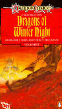 Dragonlance Chronicles: Dragons of Winter Night, Margaret Weis~Tracy Hickman~Mic
