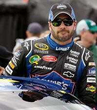 Jimmie Johnson UNSIGNED 8x10 Photo (A)
