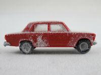 """Busch Lada 1600 Limousine (1976) """"realistisch eingeschneit"""" 1:87/H0 NEU/unbesp."""