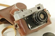 FED-3 Camera Lens Industar-61L/D 2,8/55 Soviet made in USSR Rangefinder Vintage