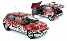 1991 Renault Clio 16S Race Car #53 Norev 185233 1/18 Scale Diecast Model Toy Car