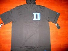 Nike Duke Blue Devils Short Sleeve Pullover Hoodie Size XL