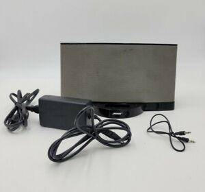 Bose SoundDock Series II Digital Music Speaker w/ Power Adapter & Auxiliary