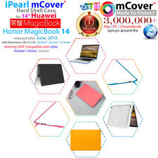 NEW mCover Hard Case for 2018 14-inch Huawei Honor MagicBook 14 Laptop Computer