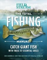 Total Fishing Manual : Catch Giant Fish with These 317 Essential Skills, Pape...