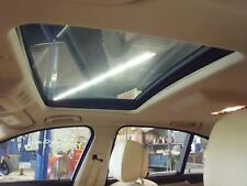 11 12 13 14 15 16 BMW 535i: Sunroof Roof Glass Assembly; Gray LCDF