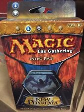 Magic The Gathering New Phyrexia Devouring Skies Deck For Card Game MTG