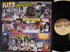 "KISS ""UNMASKED"" - LP"